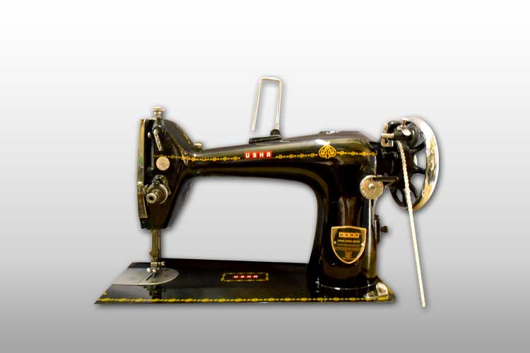 Our Half Shuttle Sewing Machine Harsha Sewing Machine Usha Sewing Amazing Usha Stapler Sewing Machine